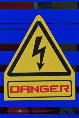 Danger d'une installation électrique défaillante